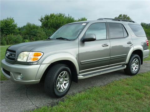 2004 toyota sequoia for sale anchorage ak. Black Bedroom Furniture Sets. Home Design Ideas