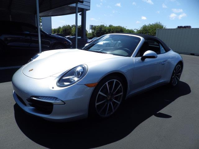 2014 Porsche 911 for sale in Redwood City CA