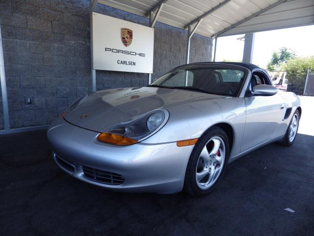 2002 Porsche Boxster for sale in Redwood City CA