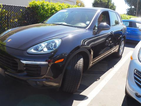 2016 Porsche Cayenne for sale in Redwood City, CA