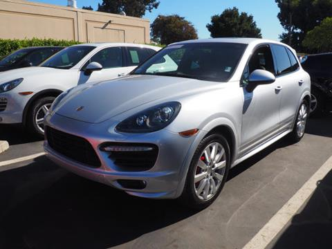 2014 Porsche Cayenne for sale in Redwood City CA