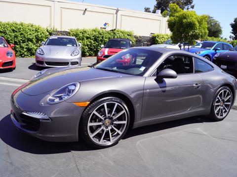 2014 Porsche 911 for sale in Redwood City, CA