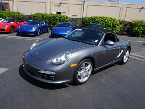 2010 Porsche Boxster for sale in Redwood City CA