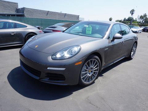 2016 Porsche Panamera for sale in Redwood City, CA
