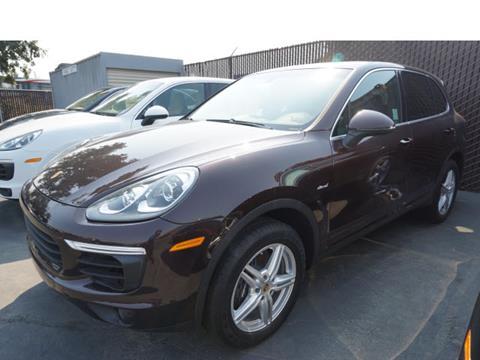 2015 Porsche Cayenne for sale in Redwood City, CA