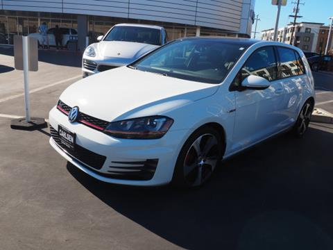 2015 Volkswagen Golf GTI for sale in Redwood City CA