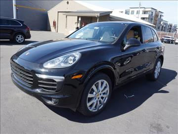 2017 Porsche Cayenne for sale in Redwood City, CA
