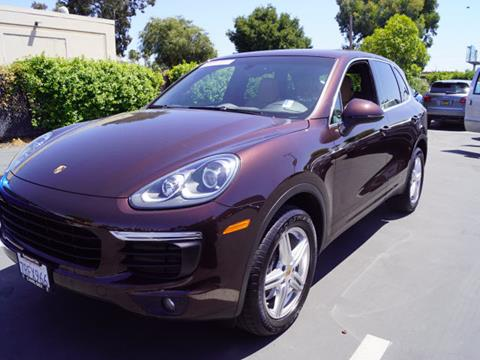 2016 Porsche Cayenne for sale in Redwood City, CA