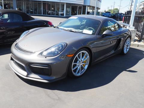 2016 Porsche Cayman for sale in Redwood City CA