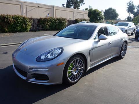 2016 Porsche Panamera for sale in Redwood City CA