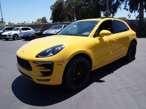2017 Porsche Macan for sale in Redwood City CA