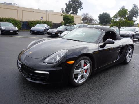 2014 Porsche Boxster for sale in Redwood City, CA