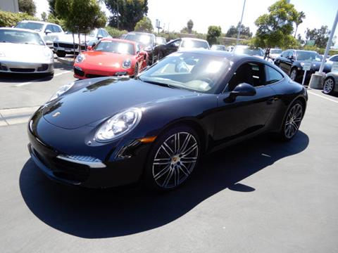 2016 Porsche 911 for sale in Redwood City, CA