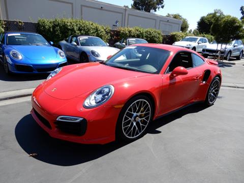 2014 Porsche 911 for sale in Redwood City CA