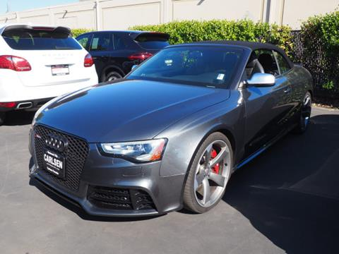 2014 Audi RS 5 for sale in Redwood City, CA