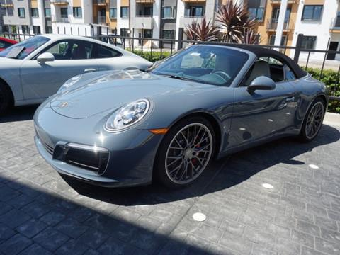 2017 Porsche 911 for sale in Redwood City, CA