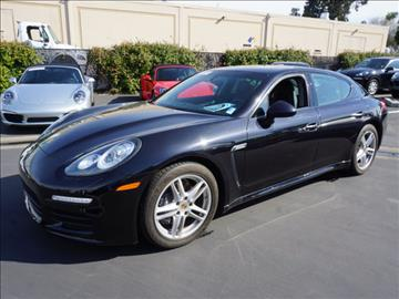 2015 porsche panamera for sale in redwood city ca - 2015 Porsche Panamera 4s