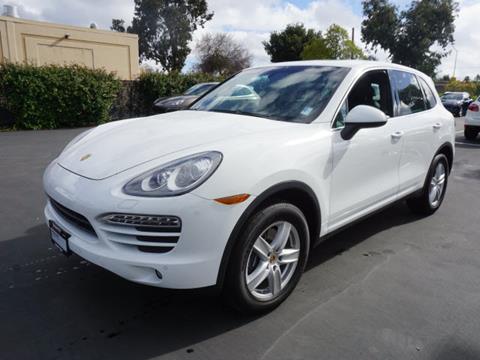 2013 Porsche Cayenne for sale in Redwood City, CA