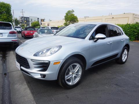 2017 Porsche Macan for sale in Redwood City, CA