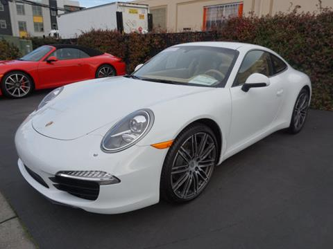 2015 Porsche 911 for sale in Redwood City, CA