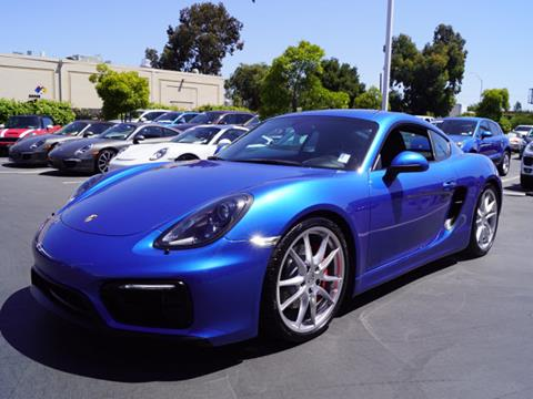 2015 Porsche Cayman for sale in Redwood City, CA