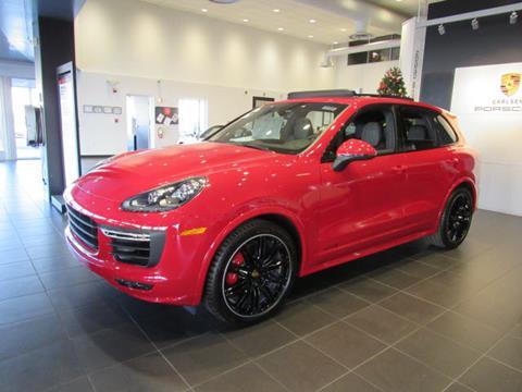 2017 Porsche Cayenne for sale in Redwood City CA