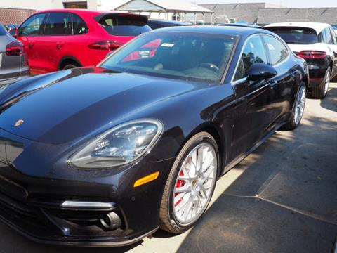 2018 Porsche Panamera for sale in Redwood City CA