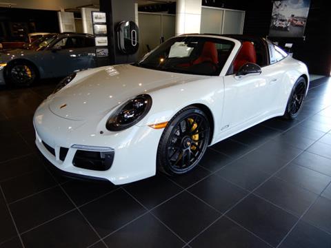 2017 Porsche 911 for sale in Redwood City CA