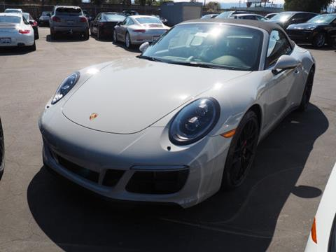 2018 Porsche Panamera for sale in Redwood City, CA