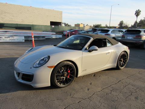 2018 Porsche 911 for sale in Redwood City CA