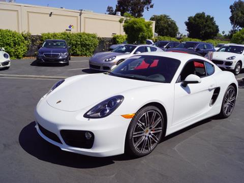 2015 Porsche Cayman for sale in Redwood City CA