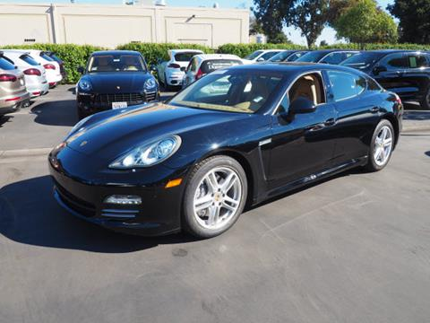 2012 Porsche Panamera for sale in Redwood City CA