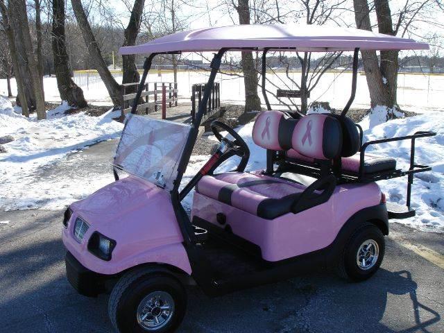 2006 Club Car Precedent