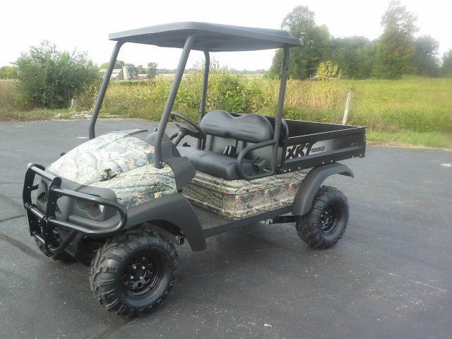2014 Club Car XRT 1550