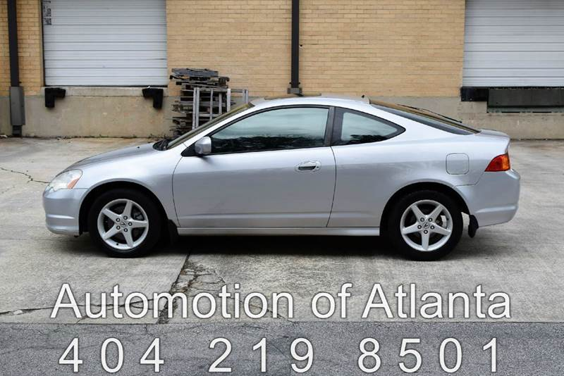 Acura Rsx TypeS Dr Hatchback In Tucker GA Automotion Of Atlanta - Acura rsx type s 2003