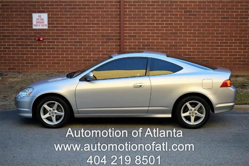 Acura Rsx TypeS In Tucker GA Automotion Of Atlanta - Acura rsx type s 2003