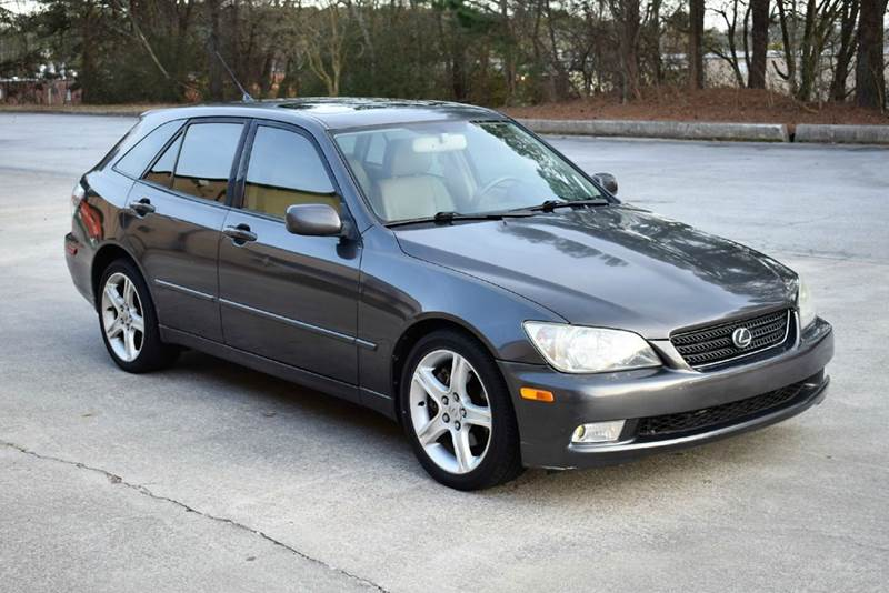 2003 Lexus Is 300 Sportcross Wagon In Tucker Ga Automotion Of Atlanta