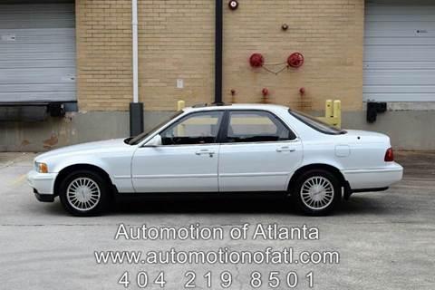 Acura Legend Automobil Bildidee - Acura legend 1992 for sale