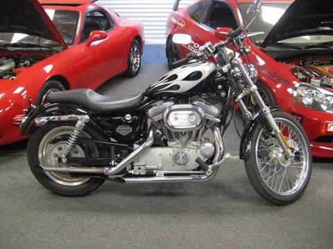 2002 Harley-Davidson 883 Sportster for sale in Tucker, GA
