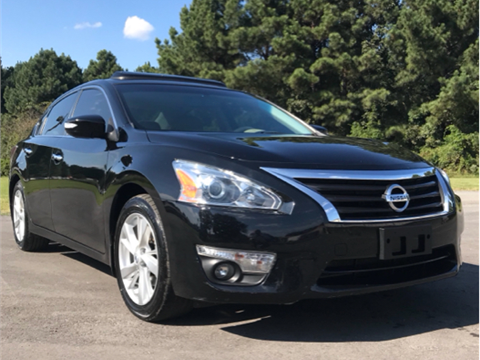 2014 Nissan Altima for sale in Des Arc, AR