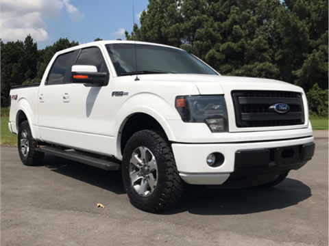 2013 Ford F-150 for sale in Des Arc, AR