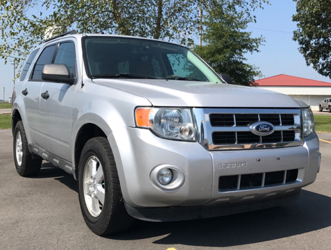 2010 Ford Escape for sale in Des Arc, AR