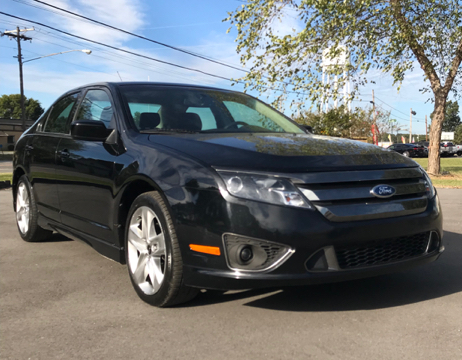 2012 Ford Fusion for sale in Des Arc, AR