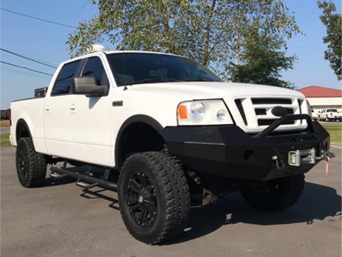 2008 Ford F-150 for sale in Des Arc, AR