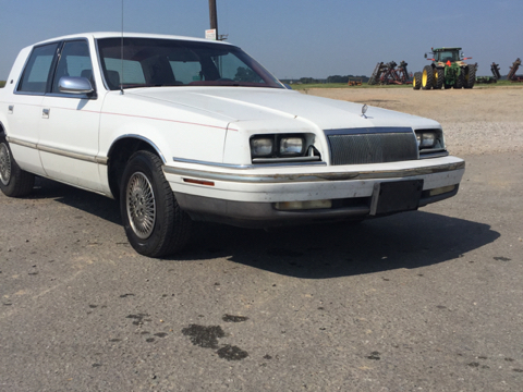 Classic cars for sale arkansas for 1993 chrysler new yorker salon