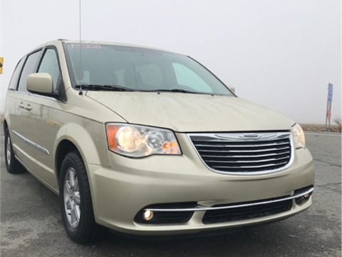 chrysler town and country for sale arkansas. Black Bedroom Furniture Sets. Home Design Ideas