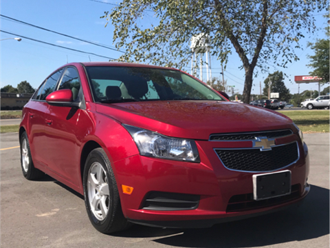 2014 Chevrolet Cruze for sale in Des Arc, AR