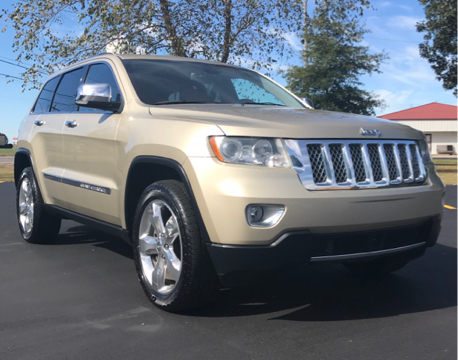 2011 Jeep Grand Cherokee for sale in Des Arc, AR