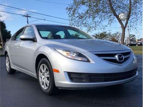 2012 Mazda MAZDA6 for sale in Des Arc, AR