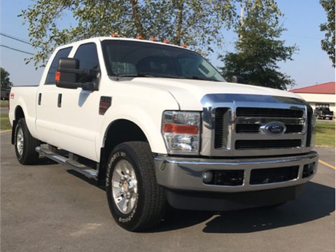 2008 Ford F-250 Super Duty for sale in Des Arc, AR